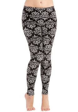 Brocade Maven Leggings