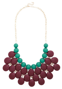 Theatrical Attitude Necklace