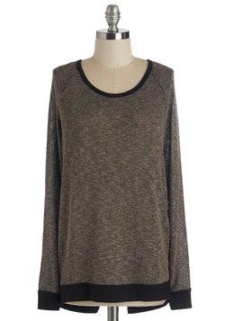 Flecks Marks the Spot Sweater