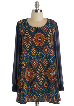 Knew It Enthrall Along Tunic