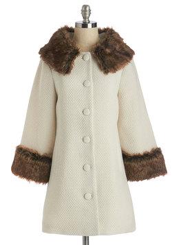 Fur-get About It! Coat