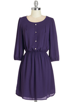 Thrilled to the Brim Dress