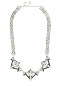 Nothing Short of Chic Necklace