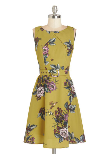Sunny Socializing Dress