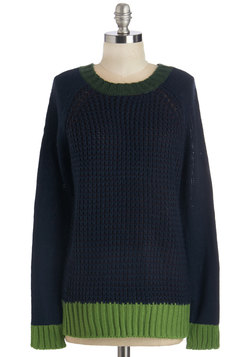 Chit Chat Charmer Sweater