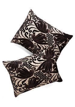 Velvet Reveries Pillow Sham Set
