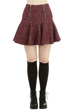 Sassy Scholar Skirt