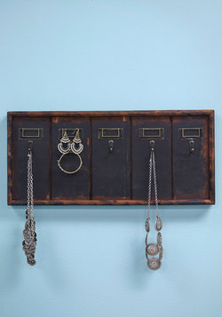 Archive Your Accessories Wall Hook