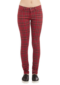Take the Good With the Plaid Jeans