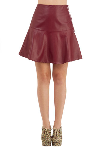 Flair for Festivity Skirt