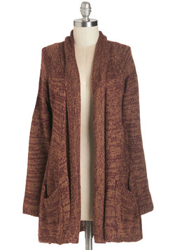 The Time of Daybreak Cardigan