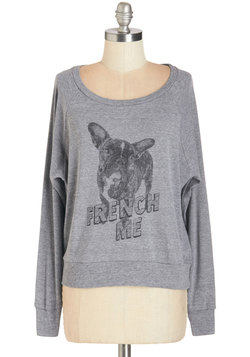 Call It Puppy Love Sweatshirt