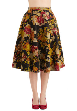 For Bloom the Belle Strolls Skirt