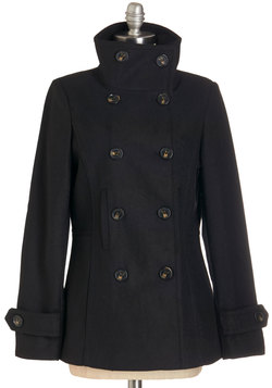 The Best of Timeless Coat in Black