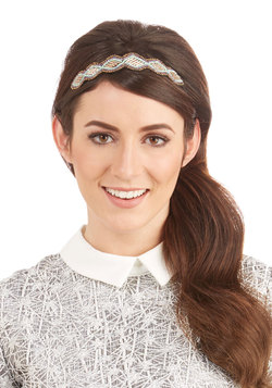 Deco Superstar Headband
