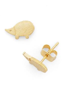 Hedgehog the Spotlight Earrings