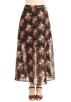 Ebb and Flowers Skirt