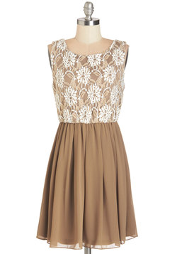 Tempted by Truffles Dress