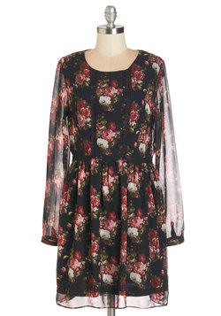 Ebb and Flowers Dress