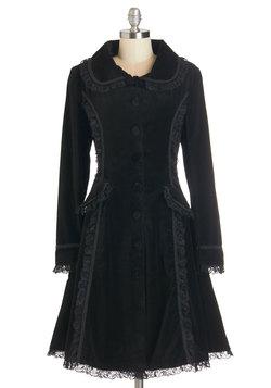 History of Haute Style Coat