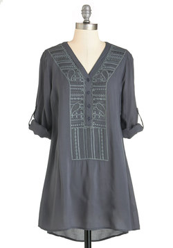 Pottery Perfection Tunic