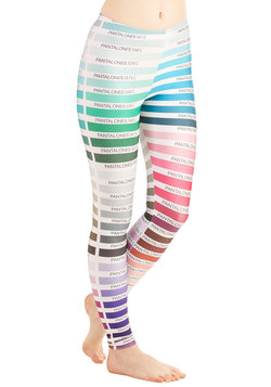Swatch Over Me Leggings
