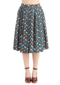Fly Away Roam Skirt