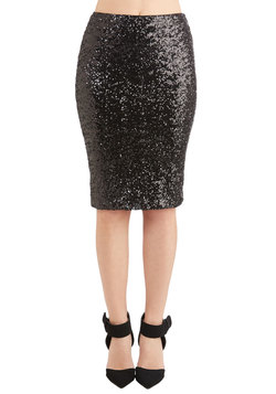 Seeking Sequins Skirt