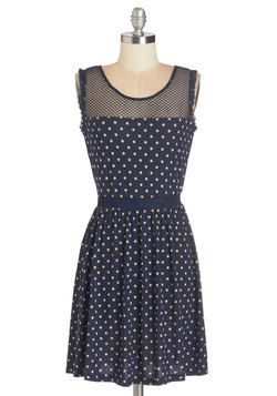 The Upbeat Goes On Dress