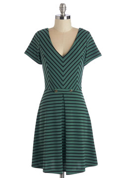 A Latte to Love Dress in Mint