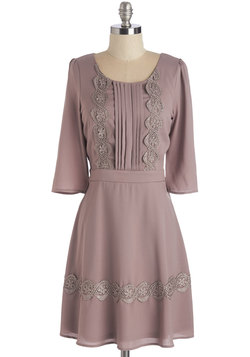 Whimsically Prim Dress