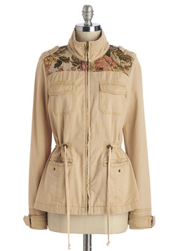 Falling for Foliage Jacket