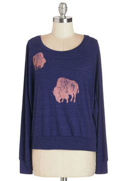 How Buffalo Can You Go? Sweatshirt