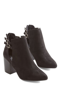 Hustle and Buckle Bootie