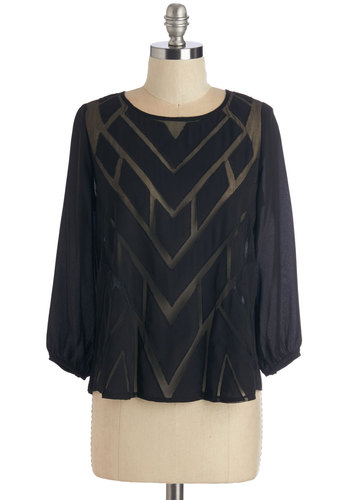 Each and Edgy One Top