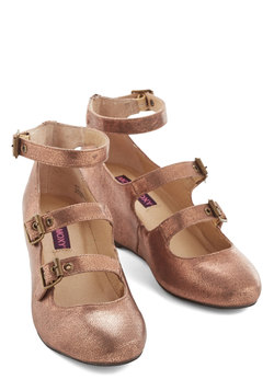 Pennies Aplenty Wedge