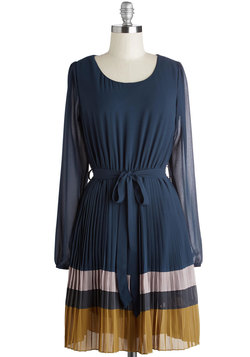 Pretty, Pretty Pleats? Dress