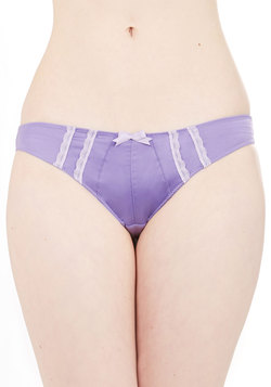 Glowing Grace Undies in Lilac