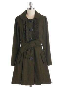 Evidence of Elegance Coat