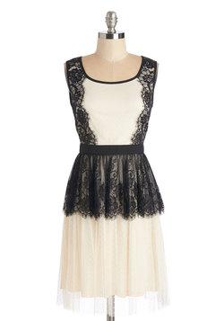 Refined Tastes Dress