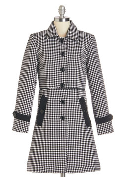 Glamour on the Go Coat