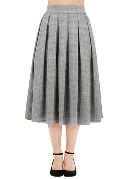 Leader of the Stacks Skirt