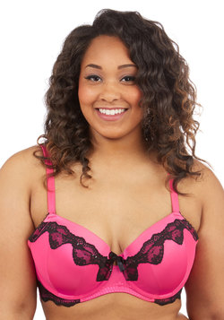Morning Cup o' Glow Bra in Plus Size