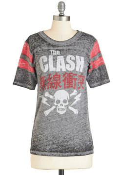 Rock the Clash-bah Tee