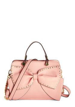 Betsey Johnson Bow All About It Bag