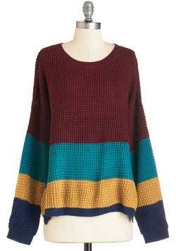 Unfettered Fun Sweater