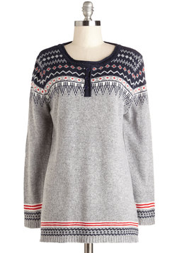 Sync with Serenity Sweater