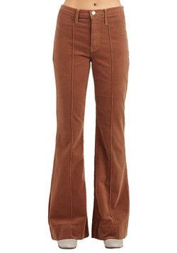 Rocking Major Cords Pants in Caramel
