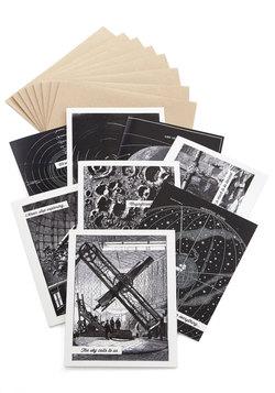 Pioneer or Far Notecard Set