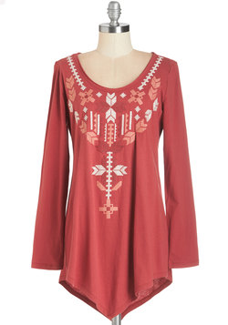 On the Road Trip Tunic